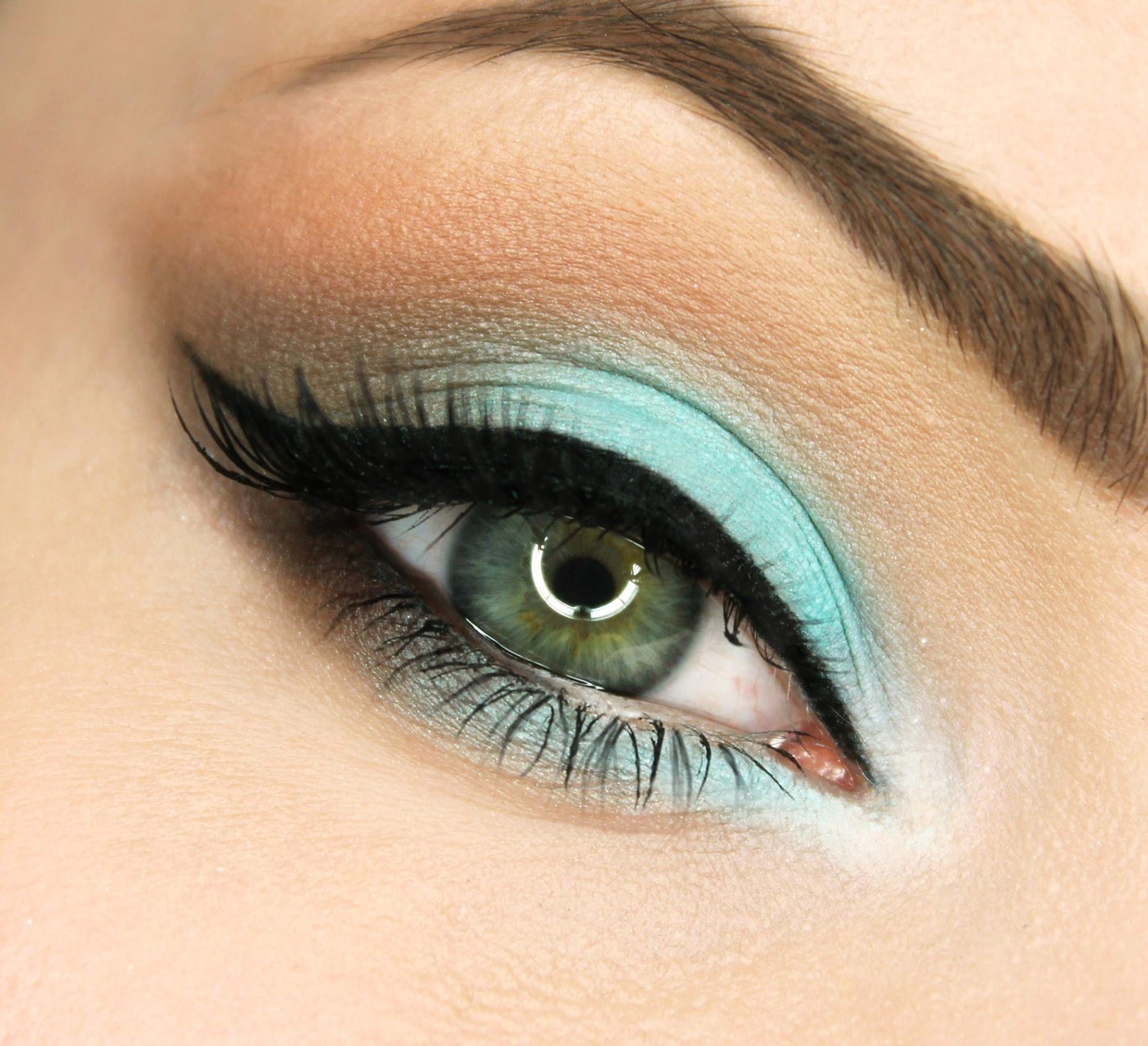 MAKEUP ☯★☮ Makeup for green eyes, Makeup looks for green