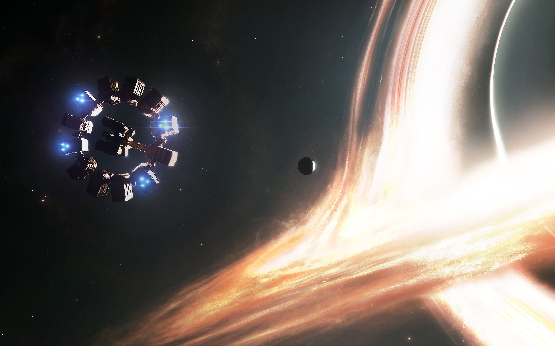 Http Www Hdwallpapers In Walls Interstellar Voyage Wide Jpg Interstellar Movie Interstellar Black Hole