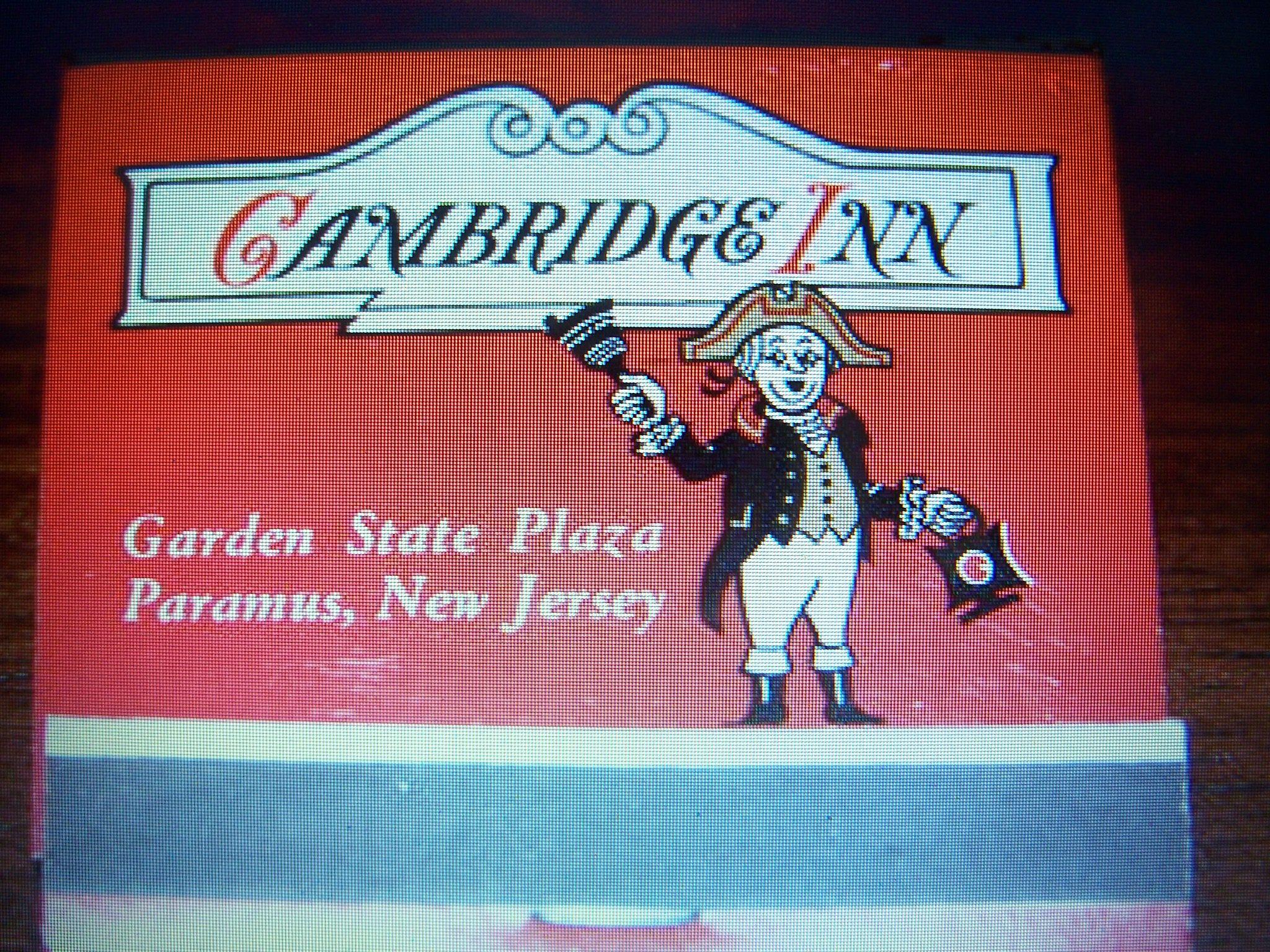 The Cambridge Inn at the Garden State Plaza, Paramus