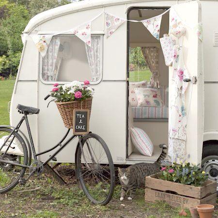 k r evi iftlik evi do al ya am huzur caravan pinterest vintage trailers vintage. Black Bedroom Furniture Sets. Home Design Ideas