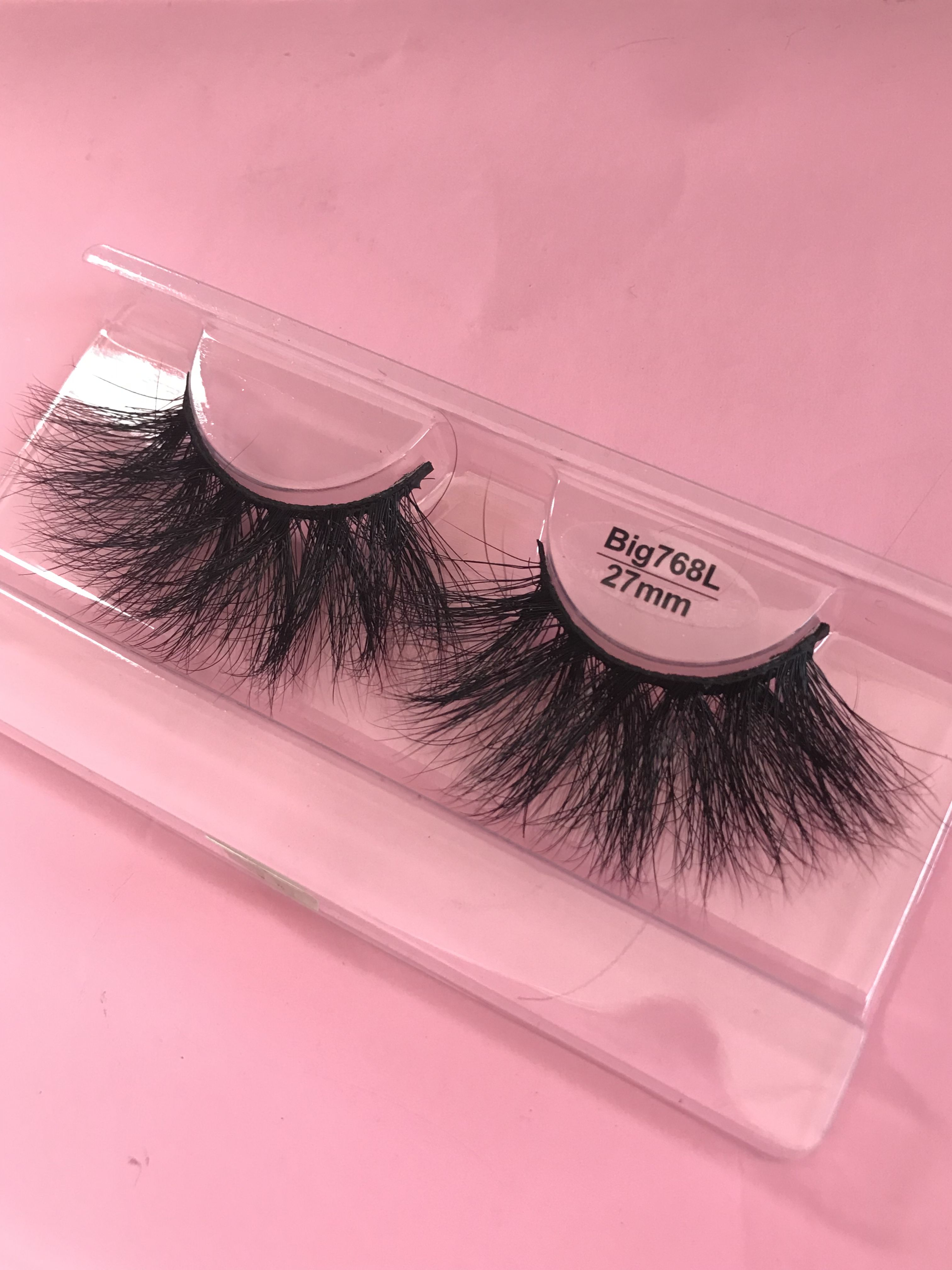 f978b947e64 Pin by gracebeautylashes on 27mm eyelashes in 2019   3d mink lashes ...