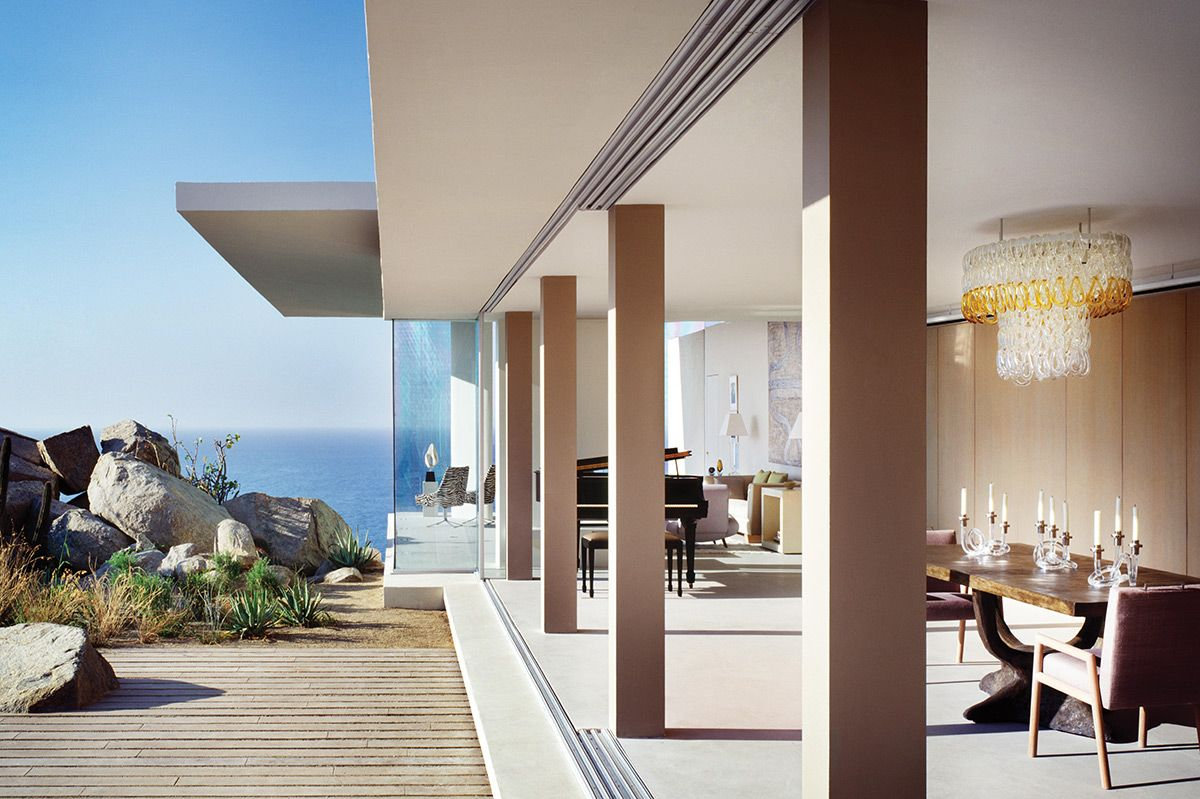 Casa Weiss Cabo San Lucas Luxury Retreats Beach House Design House Design Architect