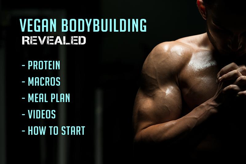 dieta per bodybuilder vegana