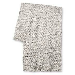 Threshold Blanket Marled Sweater Knit Throw Target Living Spaces