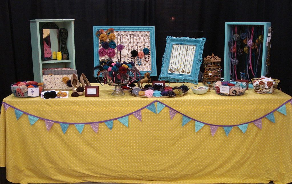 craft show booth ideas... - the PEARL blog