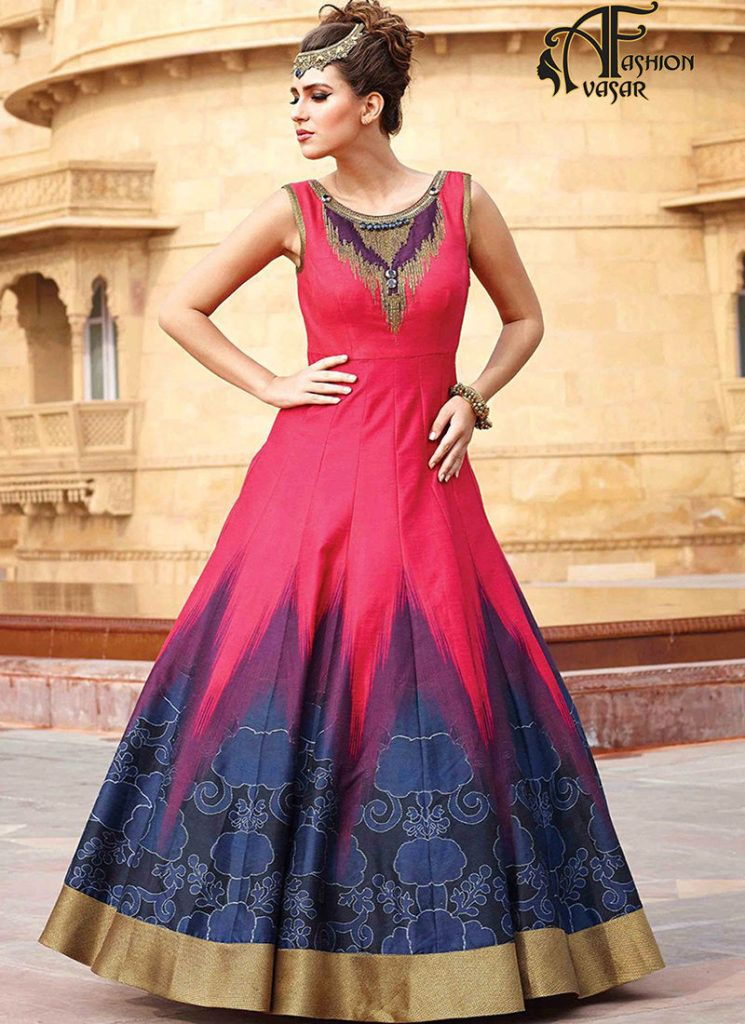 Gowns For Reception Indian Gowns For Reception Party Gown
