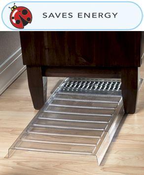 Furnace Vent Extender Vent Extender Diy Home Interior Furnace Vent
