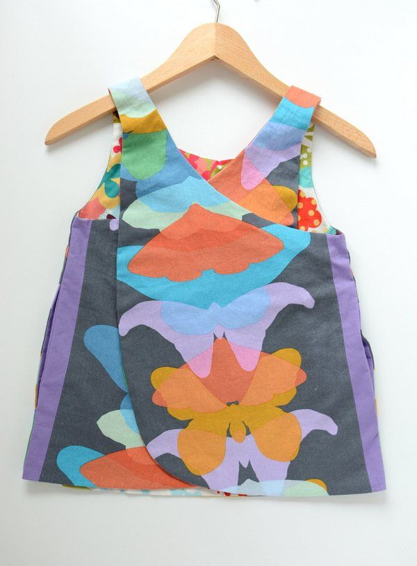 Roly Poly Pinafore 2