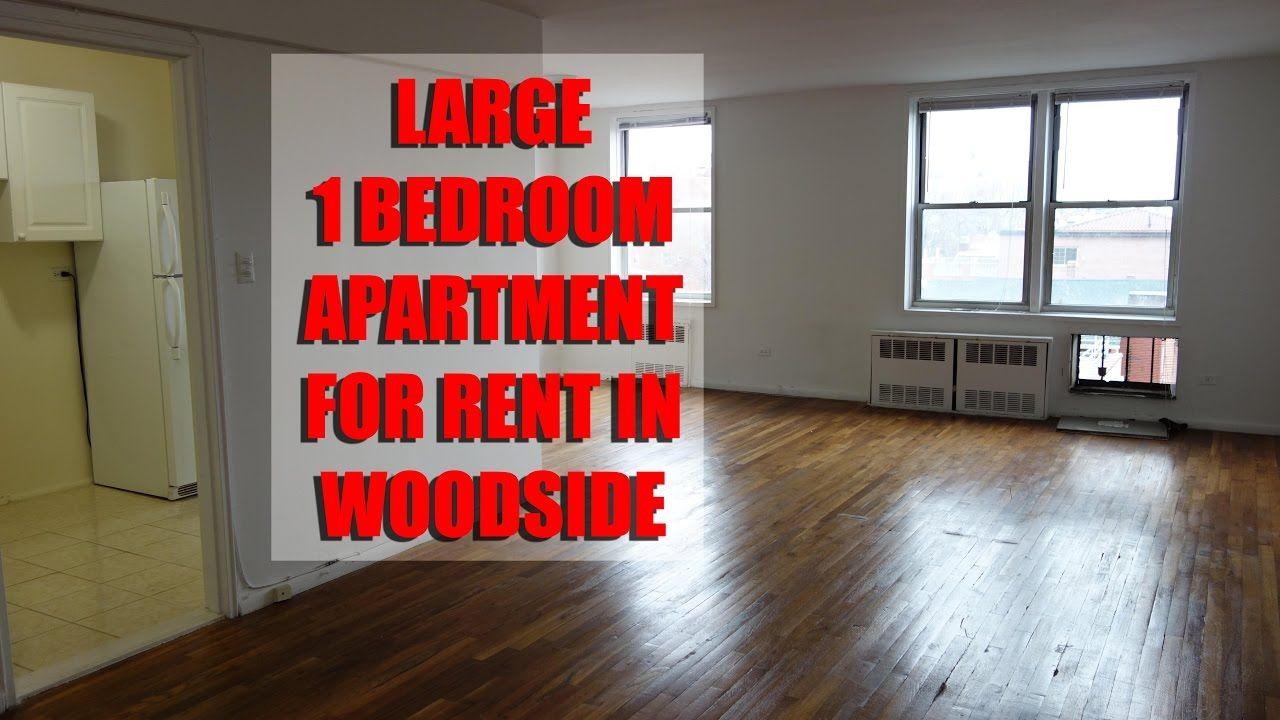 Large 1 bedroom apartment for rent in Woodside, Queens