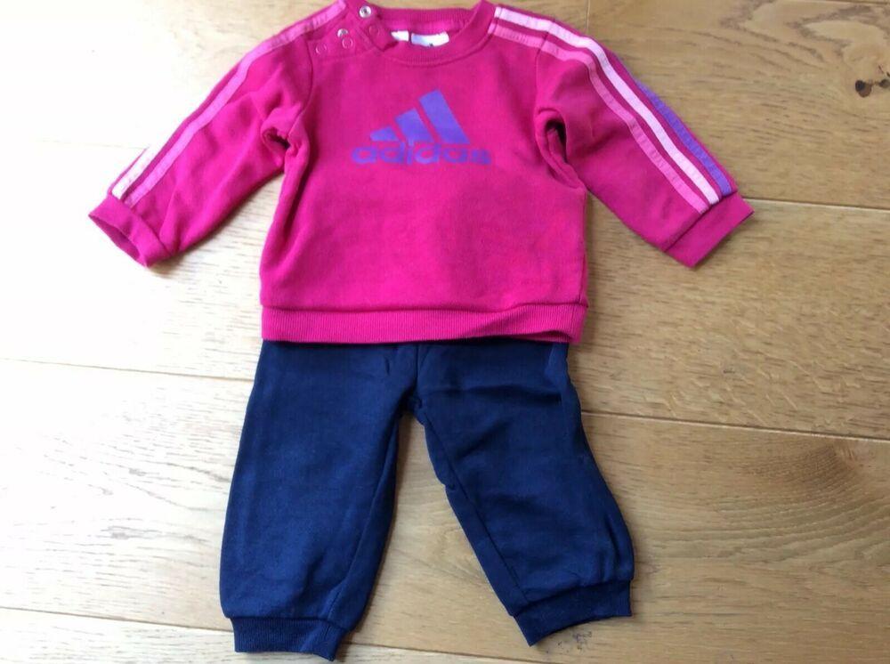 Adidas Turnanzug Sportanzug Mädchen Grösse 74 wNeu | eBay