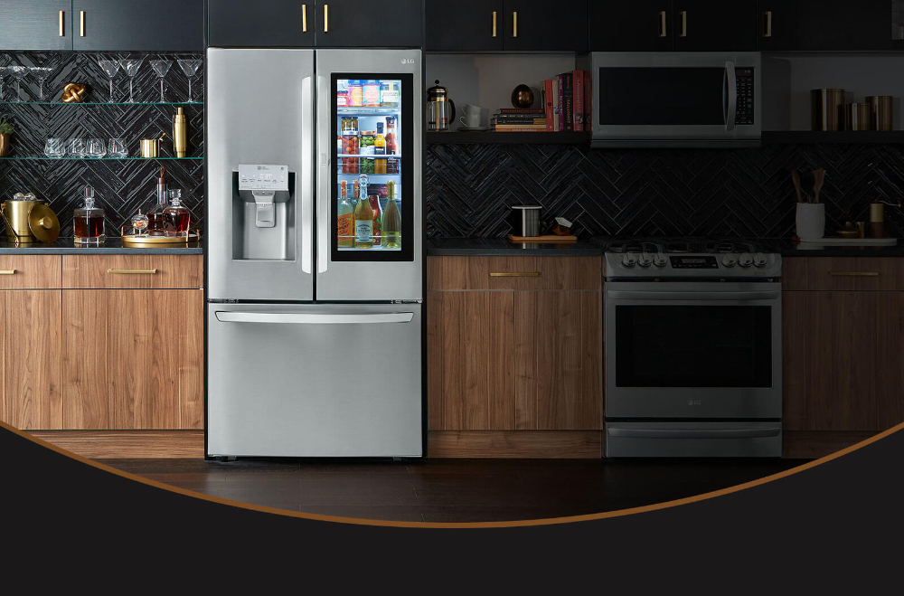Lg Craft Ice Refrigerator Dual Ice Maker For Ice Balls Lg Usa Ice Maker Ice Ball House Remodel Design