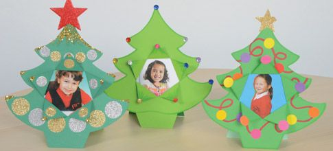 Make a Tree Frame Card - Primary Teacher Resources