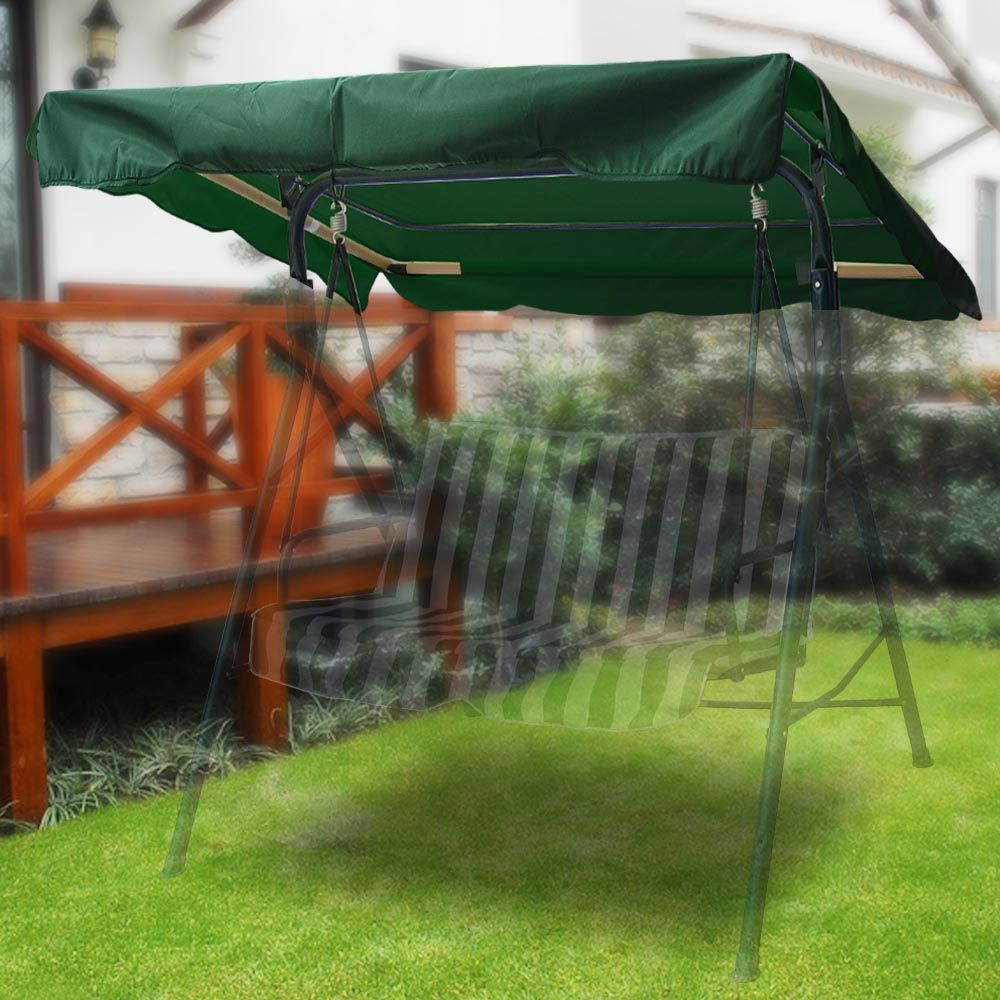 119 Reference Of Swing Chair Canopy Replacement 190 X 115 In 2020 Outdoor Patio Swing Patio Swing Canopy Patio Swing