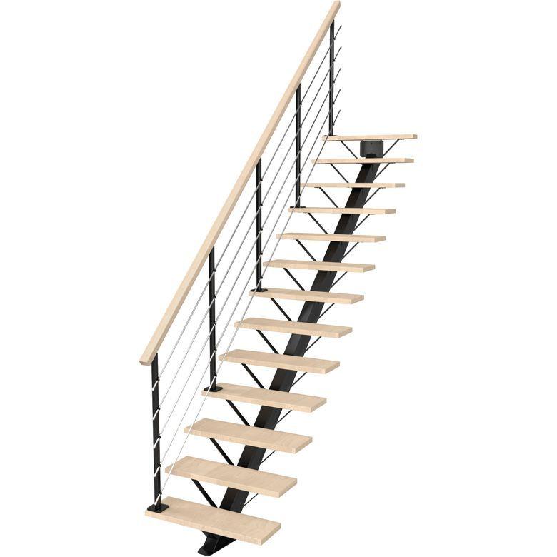 Escalier City Escaliers Lapeyre Escalier Bois Metal Escalier Bois Escalier