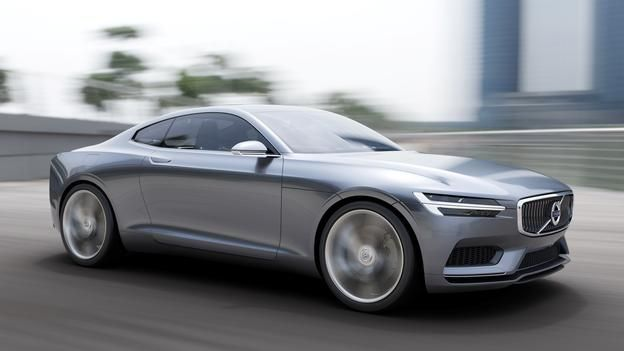 Volvo Concept Coupe: Days of future past?