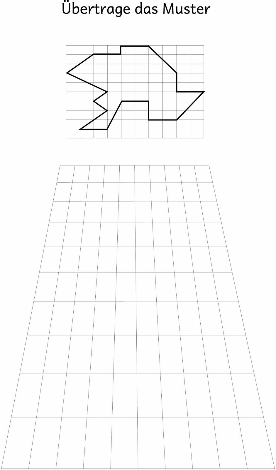 Muster verzerren (1) | Muster, Kindersachen und Mathe