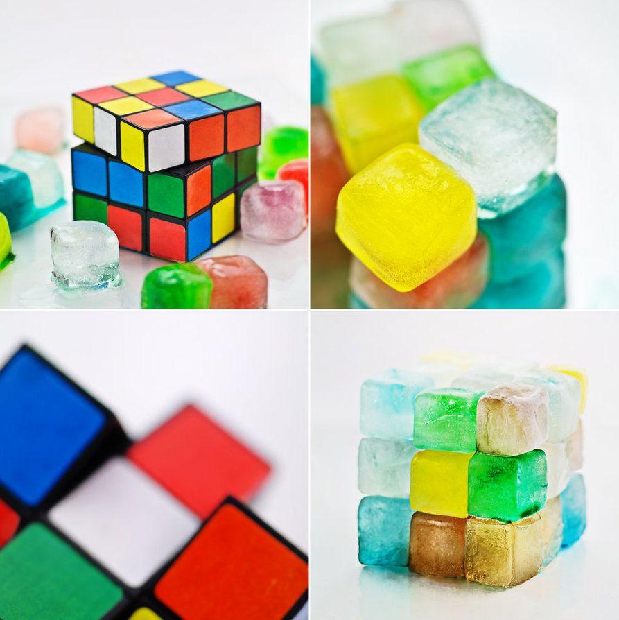 Rubik S Ice Cube Rubik S Cube Stuffies Rainbow Colors