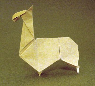 Origami I Llama Pinterest Origami Alpacas And Papercraft