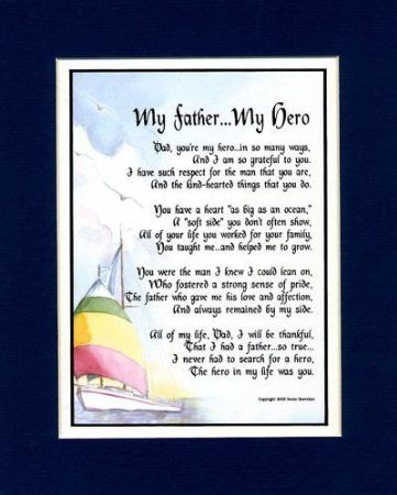 Top Five My Dad My Hero Poem - Circus