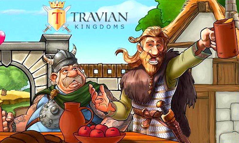 Обзор Travian: Kingdoms   Game wallpaper   Игры и Обои