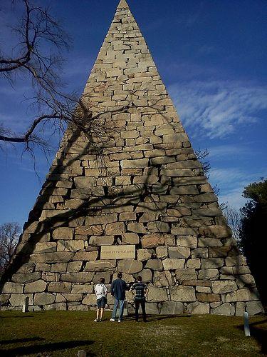 Susan Seven Virginia Travel Hollywood Cemetery Richmond Virginia