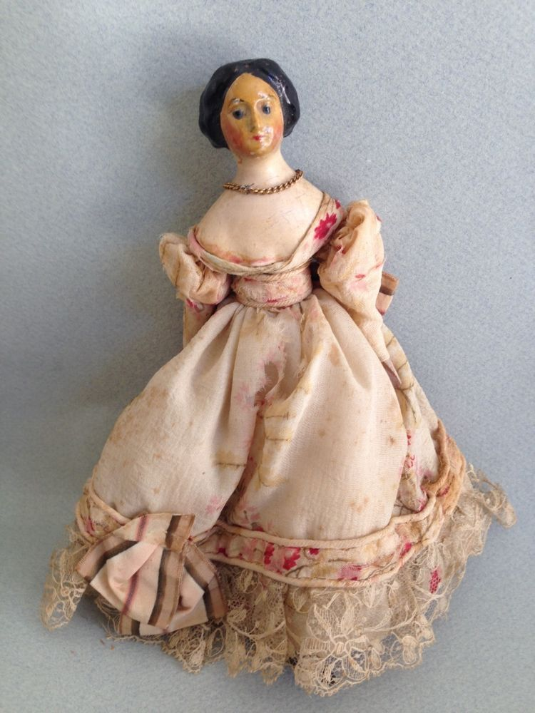 US $120.50 Used in Dolls & Bears, Dolls, Antique (Pre-1930)