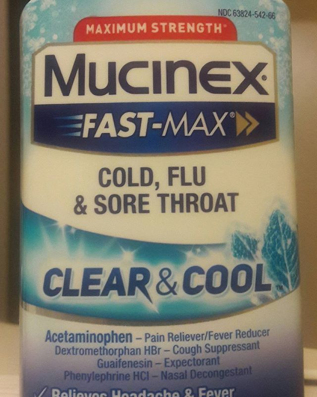 @mysmiley360 #MucinexFastMax #ad #FreeSample this actually gave me instant relief from my runny nose and congestion!  I received this product free for testing purposes.