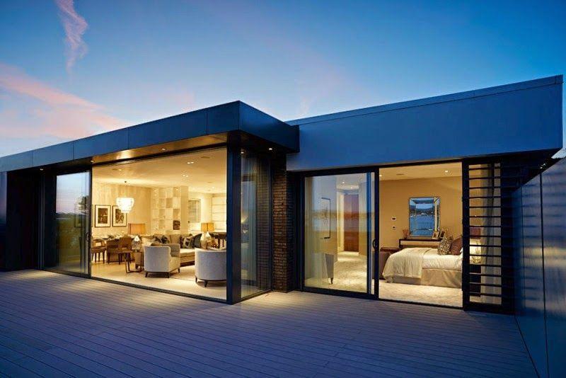 Diseño de Interiores & Arquitectura: Casas con Atractivo ...