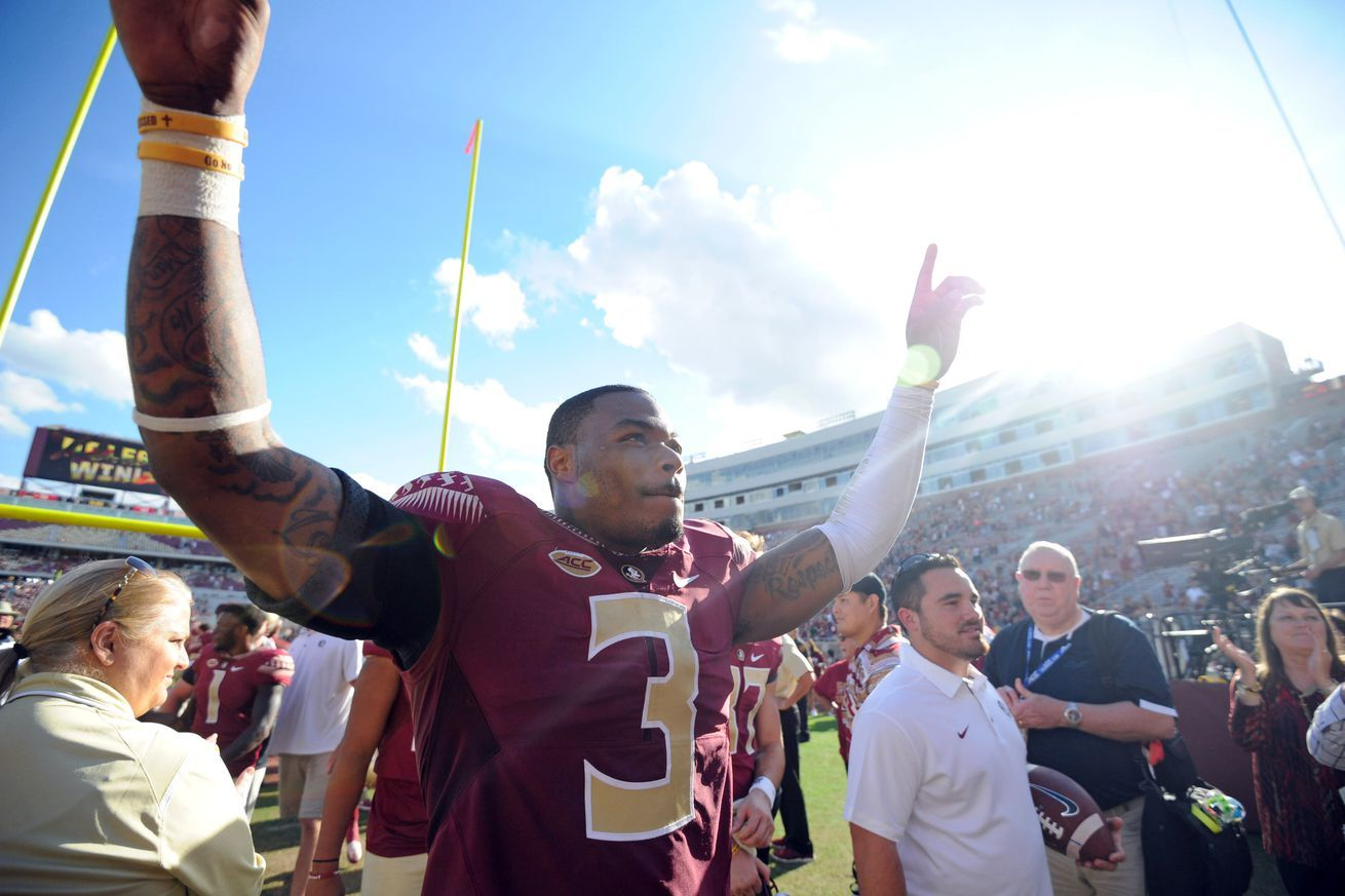 Derwin James mulls decision to play in Florida State bowl