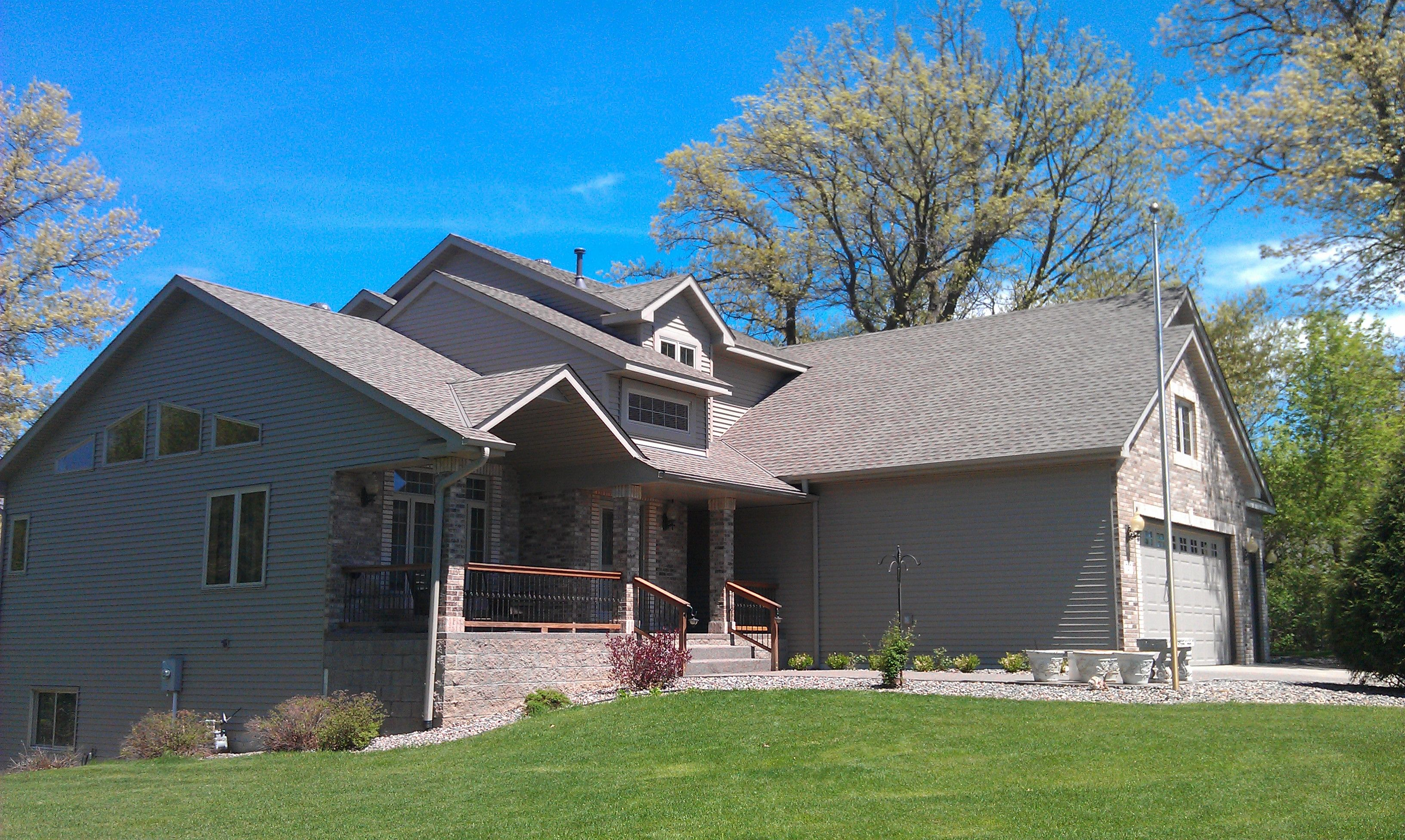 Roofing services by Total Home Exteriors of Andover, MN. | Roofing ...