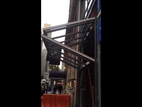 Renlita Doors Series 3000 Foldaway Door Youtube Kinetic