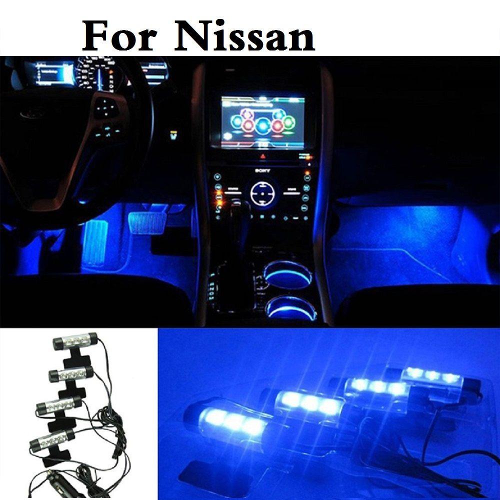Car Led Dc 12v Interior Atmosphere Lights Decoration Lamp For