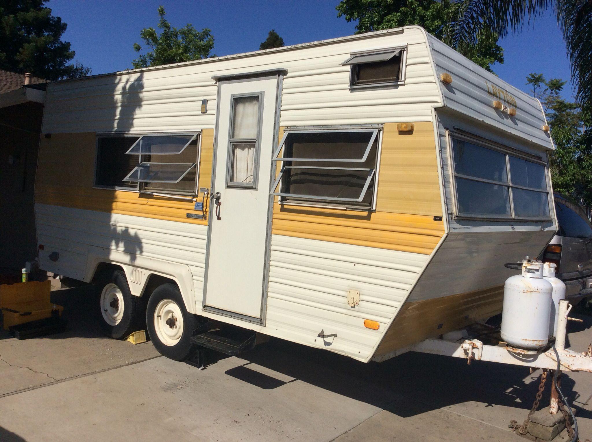 1979 Layton skyline vintage camper