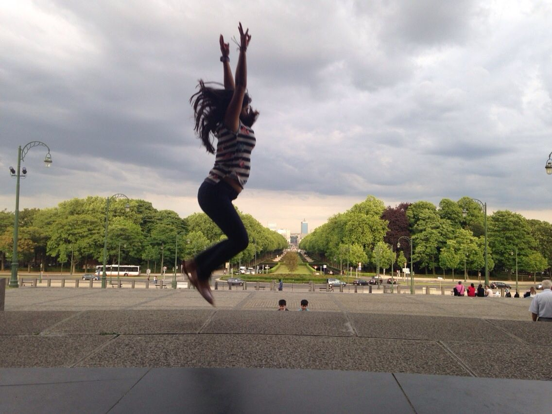 Libertad en Bruselas