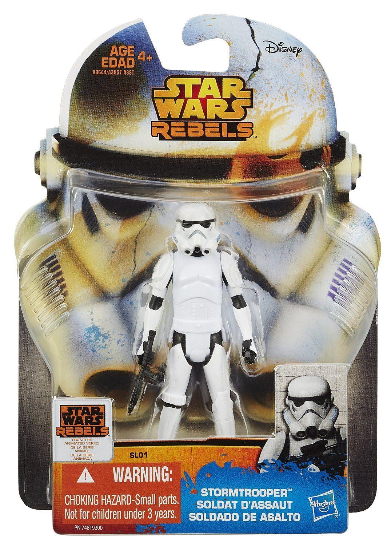 Star Wars Rebels Saga Legends Stormtrooper Figure
