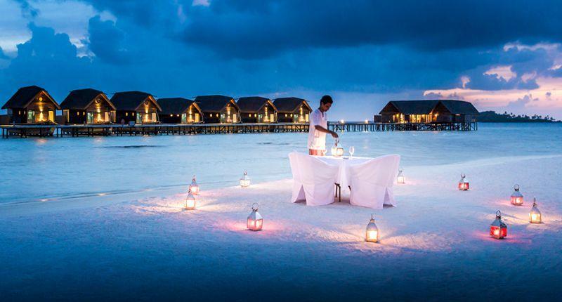 جزيرة الكاكاو Como Cocoa Island في المالديف Best Resorts Maldives Resort Beach Resorts