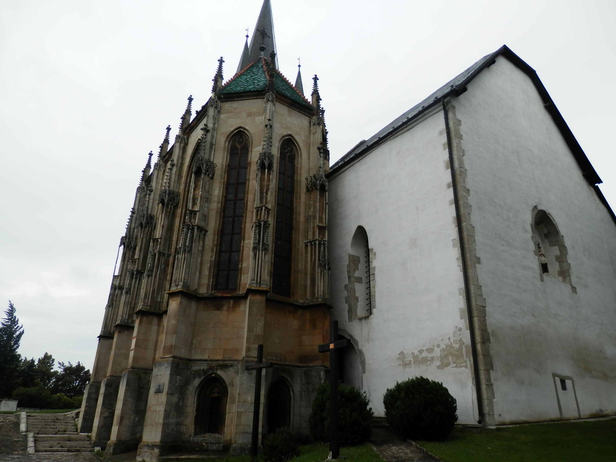 Spišský Štvrtok - Kaplnka Zápoľských - Slovensko