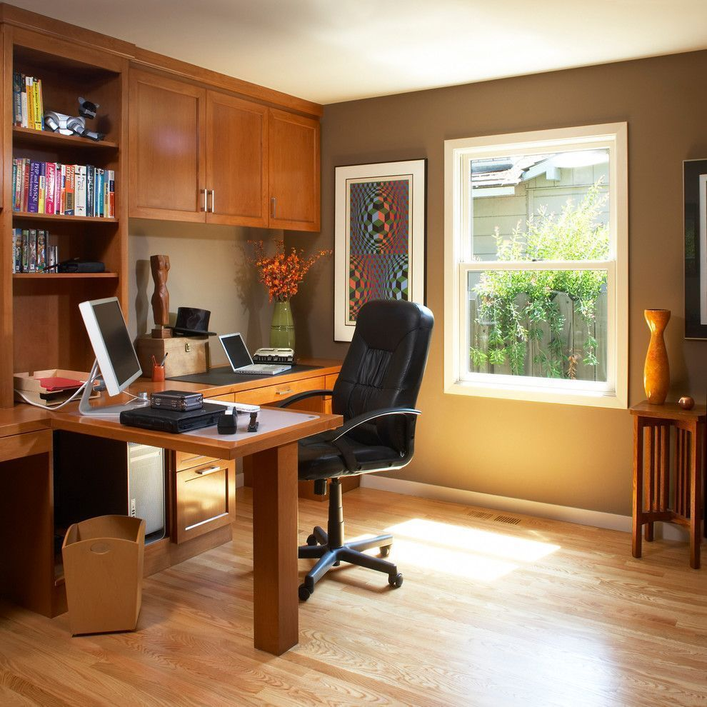 50 Splendid Scandinavian Home Office And Workspace Designs: Work Happily With These 50 Home