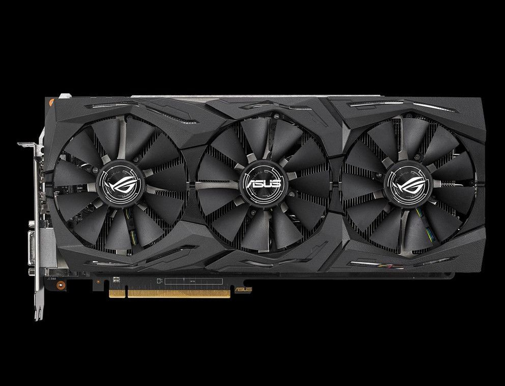 ASUS makes ROG Strix Radeon RX Vega series official (With