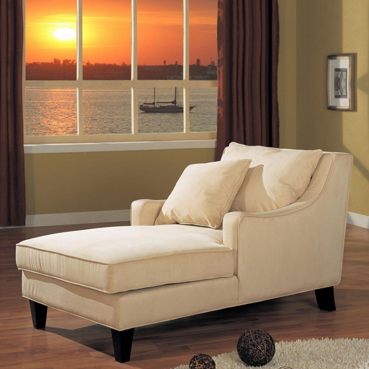 Manchester Chaise Lounge...love this for my bedroom | Home Decor ...