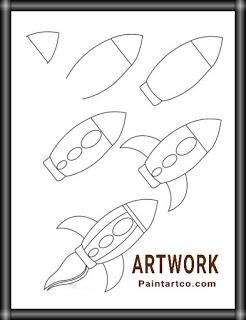 رسوات اطفال سهلة رسم مركبات Elephant Drawing Cute Easy Drawings Easy Drawings