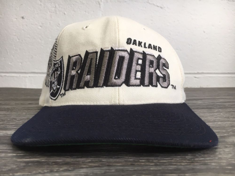 best website be021 a0999 Raiders Sports Specialities Hat Vtg 90s Shadow Proline NFL Oakland Snapback   SportsSpecialties  Nfl