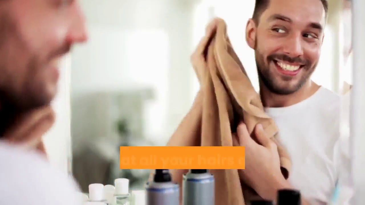 how to properly shave mustache