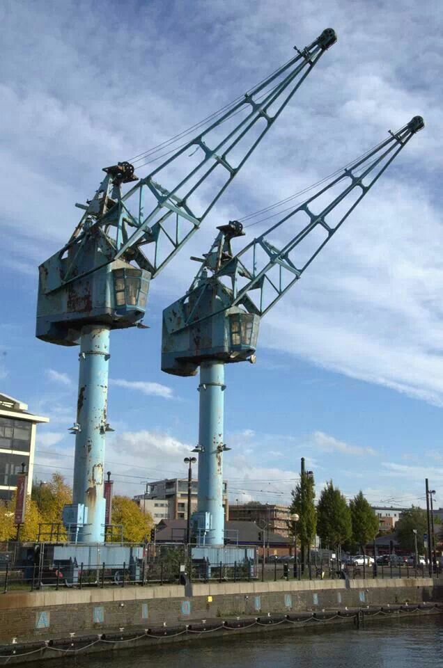 16+ Old docks information