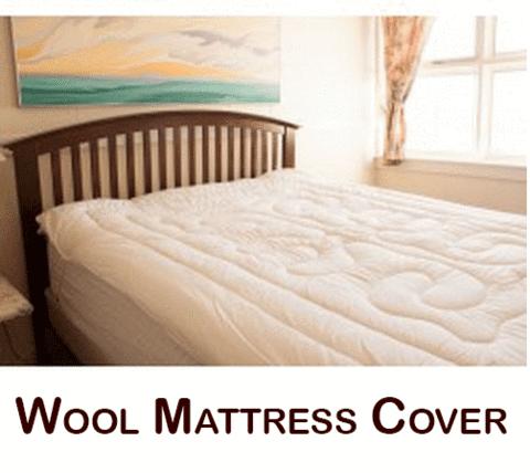 Canadian Wool Mattress Pad | The Real Wool Shop