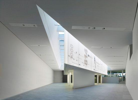 Architekt Aachen centre charlemagne hks architekten aachen planning