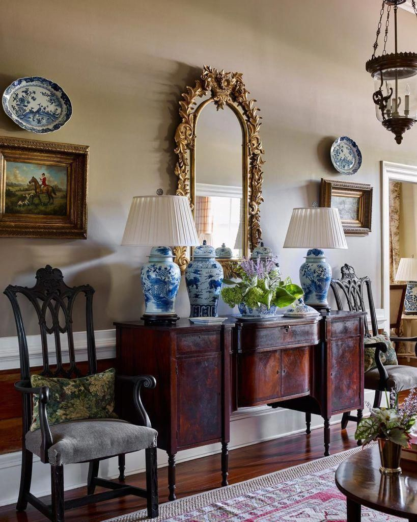 Traditional Interior Design By Ownby: Southern Decor, Traditional Decor, Classic Home Decor