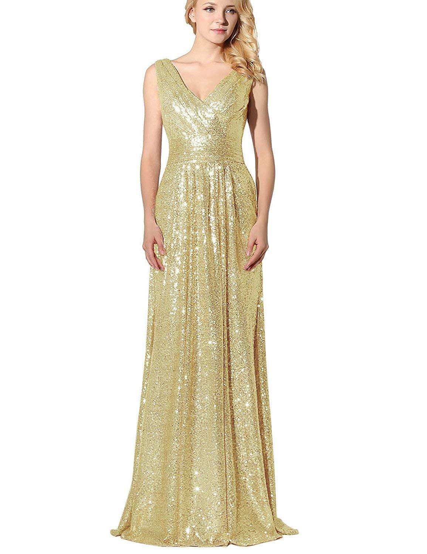 Wedding dresses belle house womenus sequins ball evening prom gown