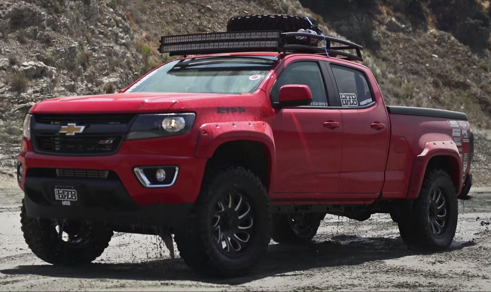 Off road test the 2018 chevrolet colorado zr2 chevrolet colorado diesel fuel and fuel economy