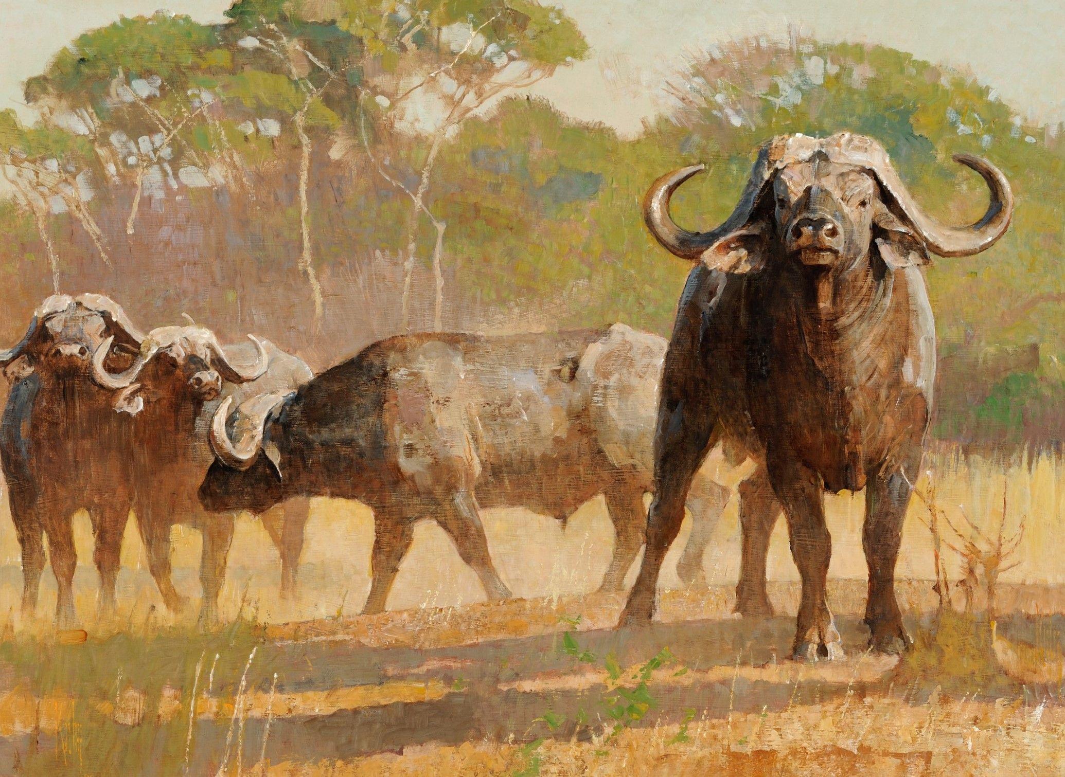History of Art, История Искусства Wildlife paintings